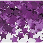 Purple Stardust Table/Invite Confetti