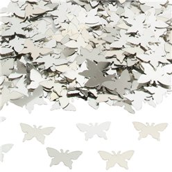 Silver Butterflies Table/Invite Confetti - 14g