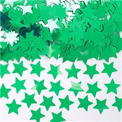 Green Stardust Table/Invite Confetti