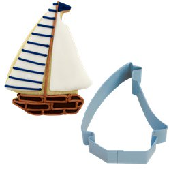 Sailboat Cookie Cutter