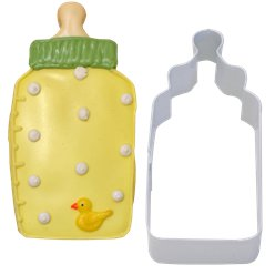 Baby's Bottle Cookie Cutter