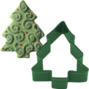 Christmas Tree Cookie Cutter - 9cm
