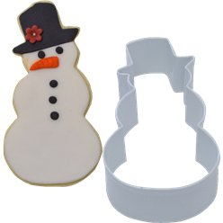 Snowman Cookie Cutter - 10cm