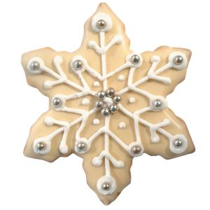 Snowflake Cookie Cutter - 7.6cm