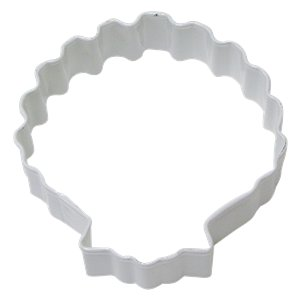 Sea Shell Cookie Cutter