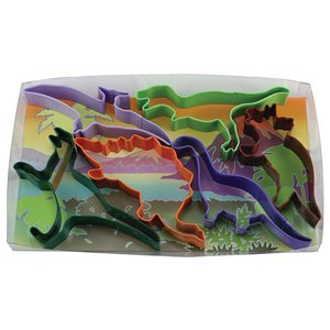 Dinosaurs Cookie Cutter Set