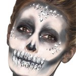 Halloween Stick-on Face Jewels