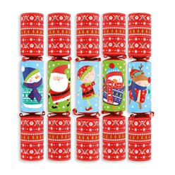 Novelty Design Christmas Crackers - 30cm
