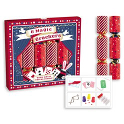 Magic Christmas Crackers - 23cm