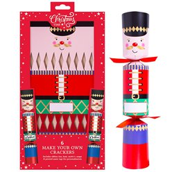 Make Your Own Nutcrackers Crackers