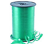 Emerald Curling Balloon Ribbon - 500m