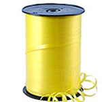 Lemon Curling Balloon Ribbon - 500m