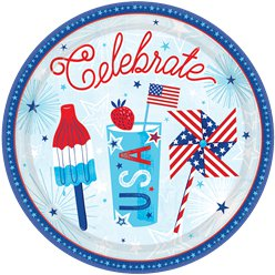 03439dbc81f4 USA Party Supplies - 4th July Party