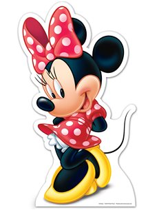 Minnie Mouse Cardboard Cutout - 89cm