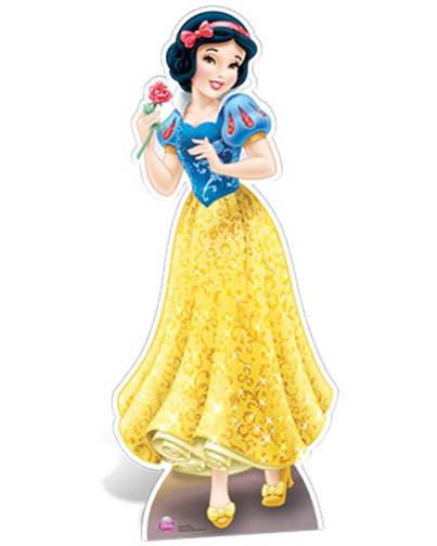 Snow White Cardboard Cutout - 1.52m