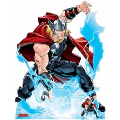 Thor Call of the Storm Lifesize Cardboard Cutout -
