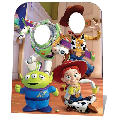 Toy Story Stand In Photo Prop - 127cm
