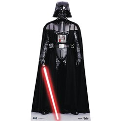 Star Wars Darth Vader Cardboard Cutout  - 1.95m