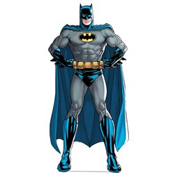 Batman Cardboard Cutout - 1.95m