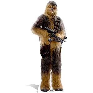 Star Wars Chewbacca Cardboard Cutout - 1.93m