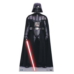 Darth Vader Mini Cardboard Cutout - 95cm