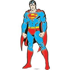 Superman DC Comics Mini Cardboard Cutout - 92cm