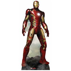 Iron Man Cardboard Cutout - 1.93m