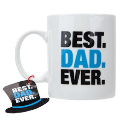 Fathers Day Best Dad Ever Mug