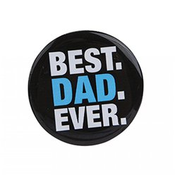 Best. Dad. Ever. Magnet - 5cm