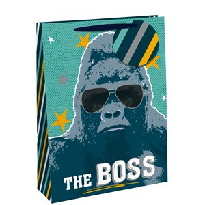 The Boss Medium Gift Bag