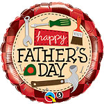 Fathers Day Foil 18""