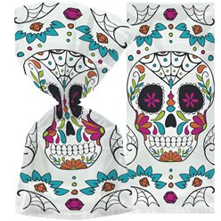 Skull Day of the Dead Cello Bags