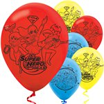 "DC Super Hero Girls Balloon - 11"" Latex"