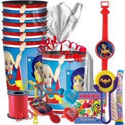 DC Super Hero Girls Gift Cup Kit