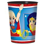 DC Super Hero Girls Plastic Favour Cup