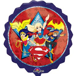 "DC Super Hero Girls SuperShape Balloon - 28"" Foil"