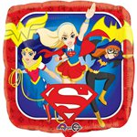 "DC Super Hero Girls Balloon - 18"" Foil"