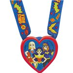 DC Super Hero Girls Charm Necklaces