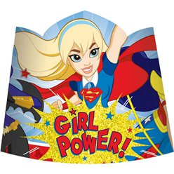 DC Super Hero Girls Card Tiaras