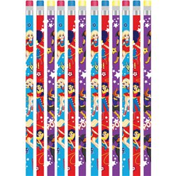 DC Super Hero Girls Pencils