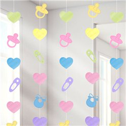 Baby Shower String Decoration