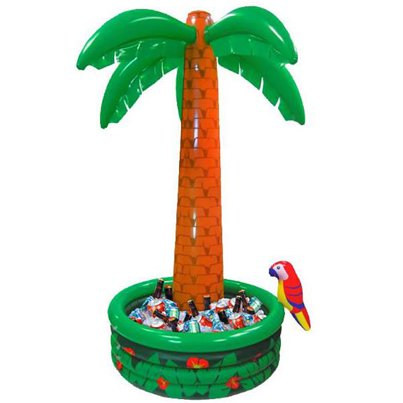 Inflatable Palm Tree Drinks Cooler - 1.8m