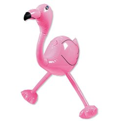 Inflatable Flamingo - 50cm