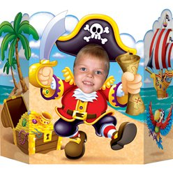 Pirate Photo Prop - 64cm