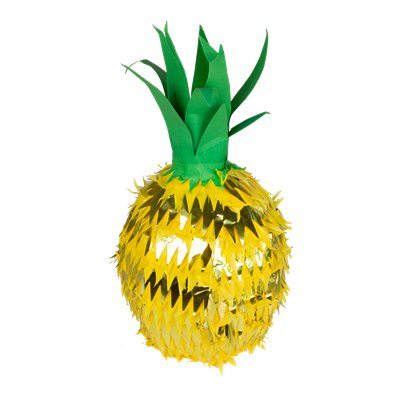 Pineapple Pinata Decoration - 45cm