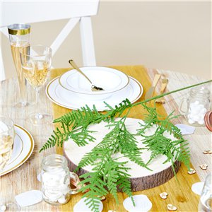 Fern Spray Decoration
