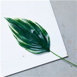Hosta Leaf Decoration (66cm)