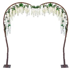 Cream Wisteria Arches - 2.3m