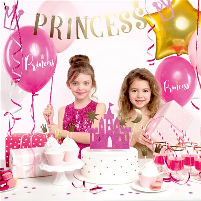 Princess Party Decoration Box