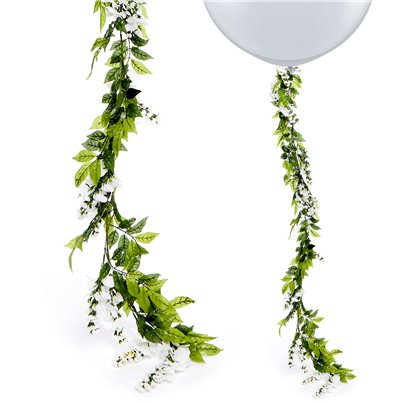 Cream Wisteria Garland - 2m